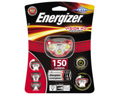 Фонарь Energizer® Vision HD headlight